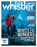 Whistler Magazine Winter 2019 cover